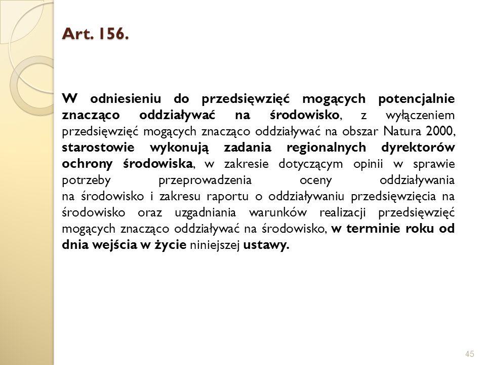 Art. 156.