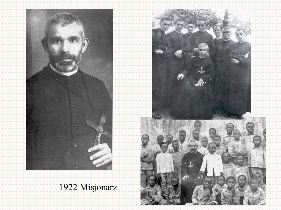 1922 Misjonarz
