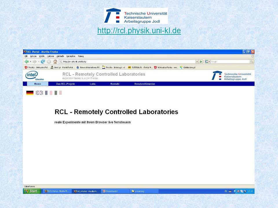 http://rcl.physik.uni-kl.de