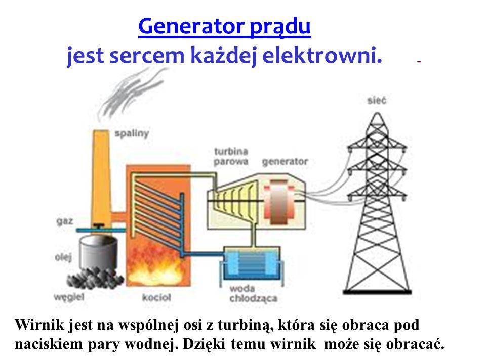 jest sercem każdej elektrowni.