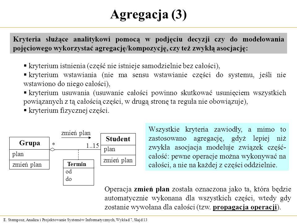 Agregacja (3)