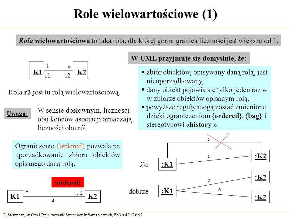 Role wielowartościowe (1)