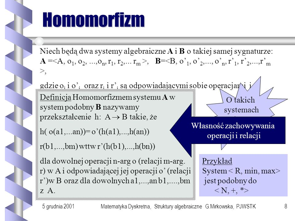 Homomorfizm
