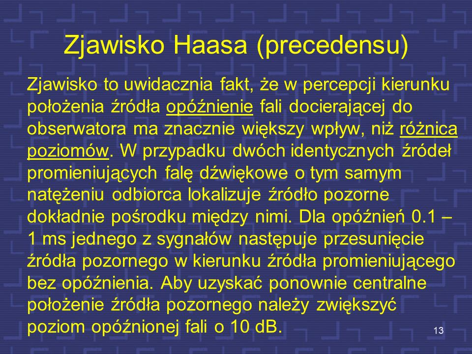 Zjawisko Haasa (precedensu)