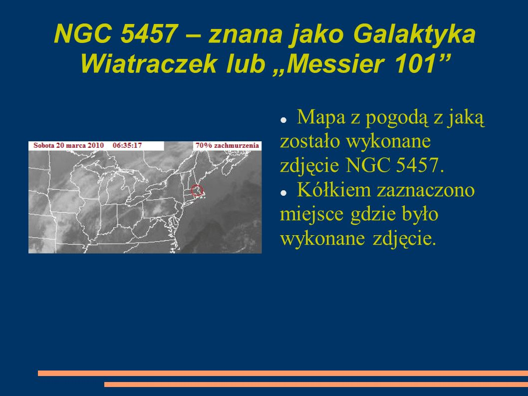"""NGC 5457 – znana jako Galaktyka Wiatraczek lub """"Messier 101"""