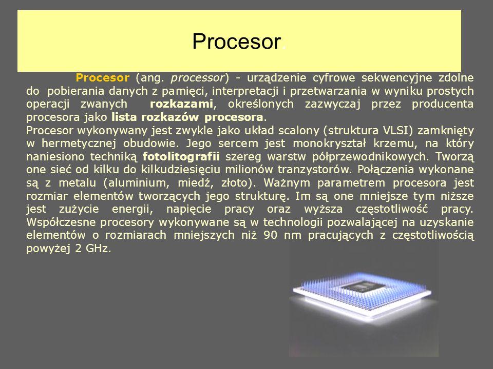 Procesor.