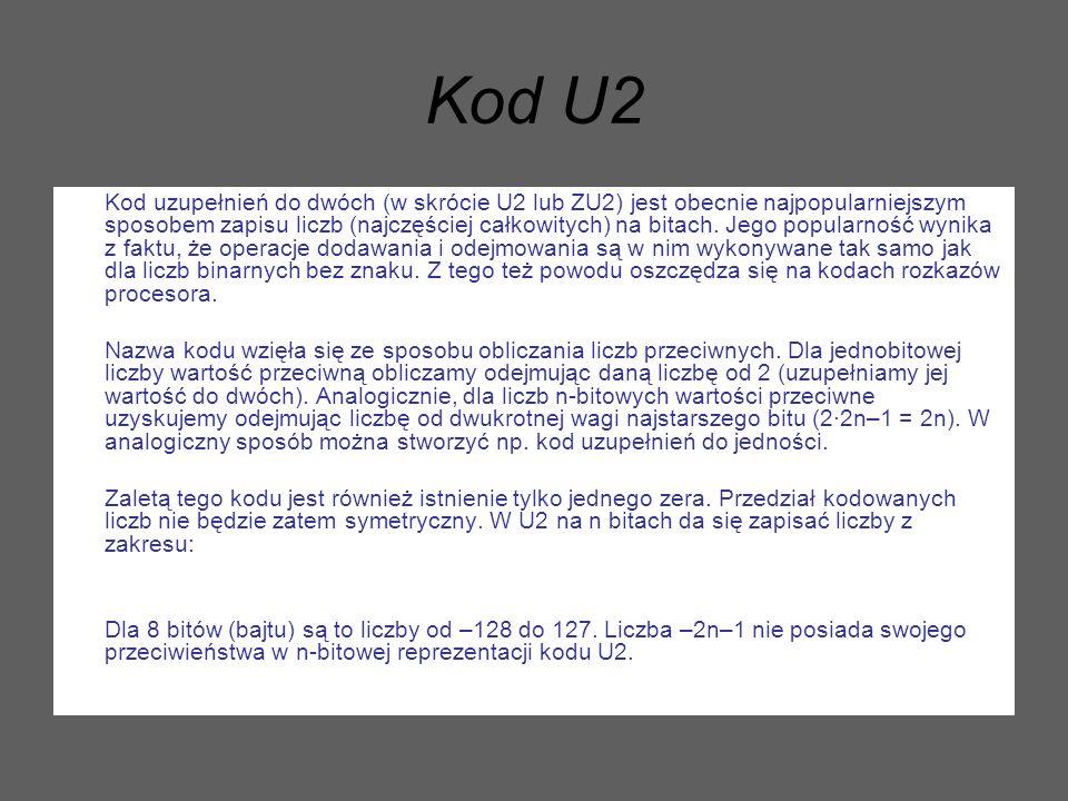 Kod U2