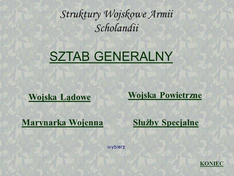 Struktury Wojskowe Armii Scholandii