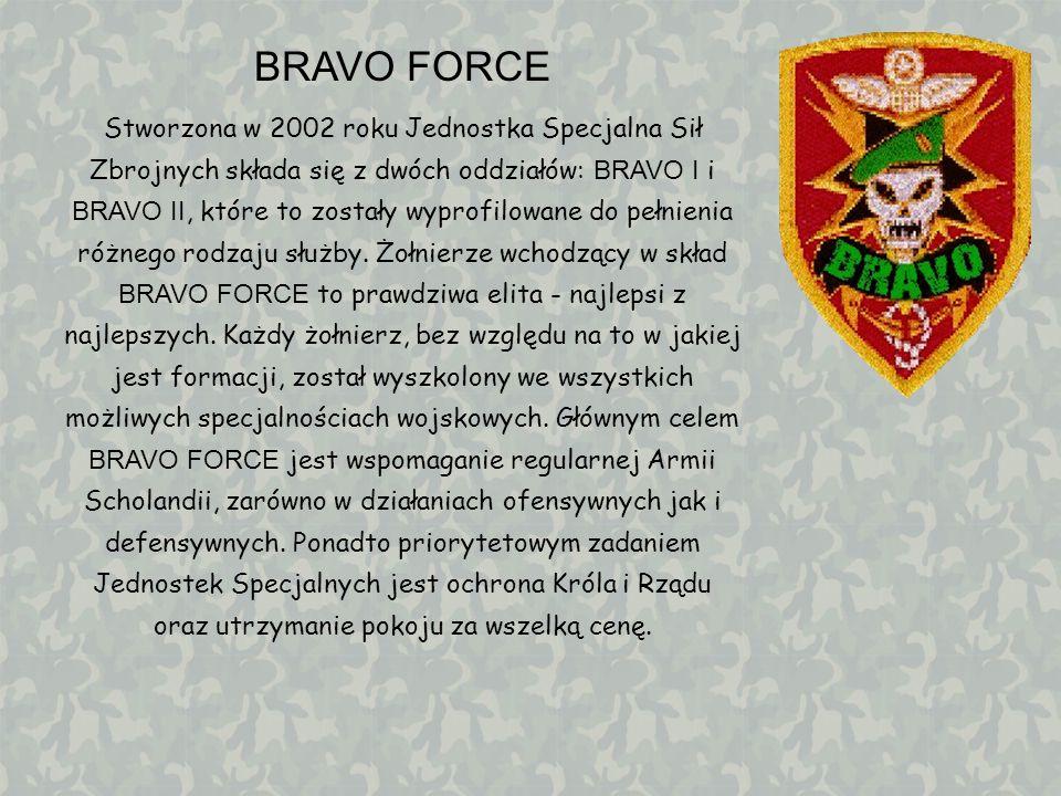 BRAVO FORCE