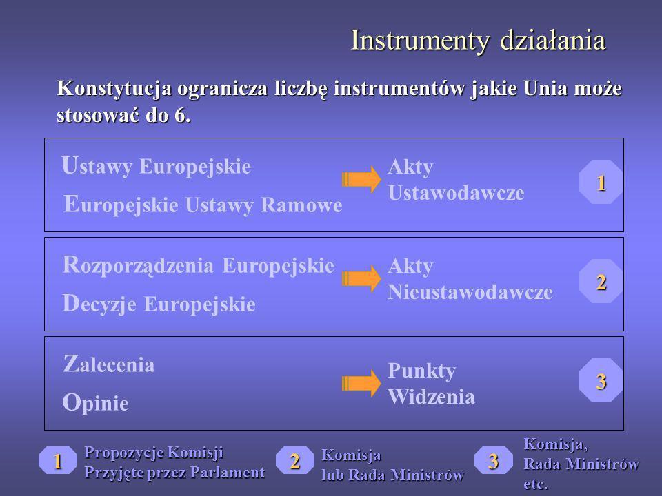 Instrumenty działania