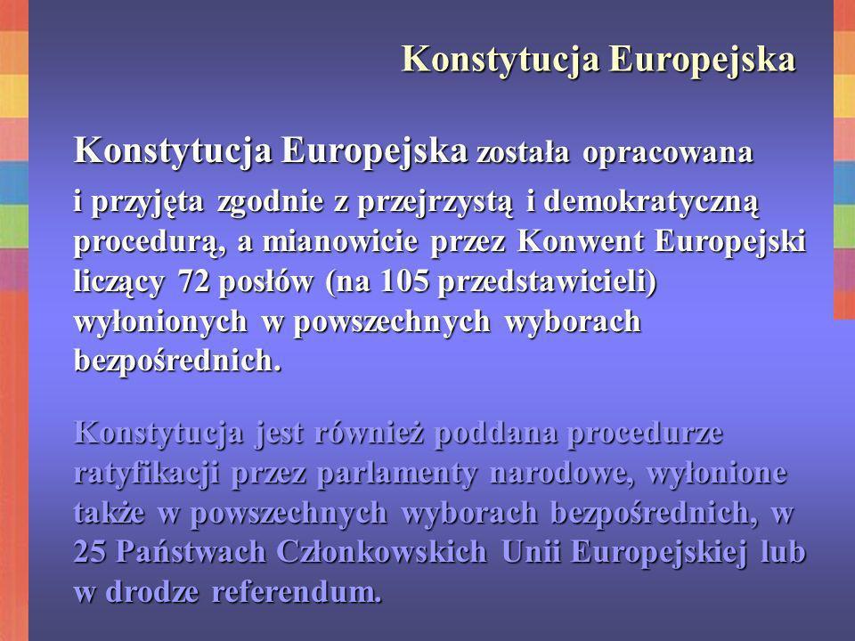 Konstytucja Europejska