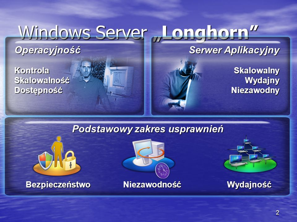 "Windows Server ""Longhorn"
