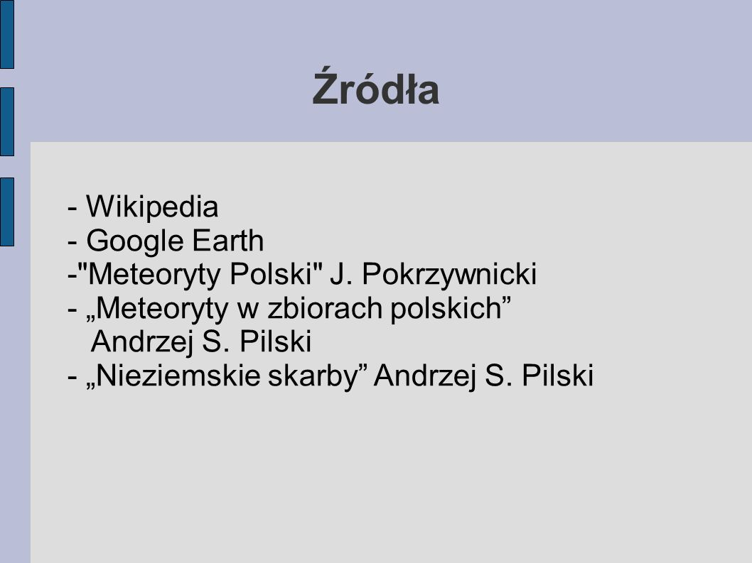 Źródła - Wikipedia - Google Earth