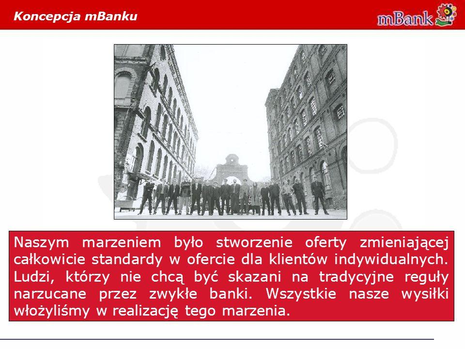 Koncepcja mBanku