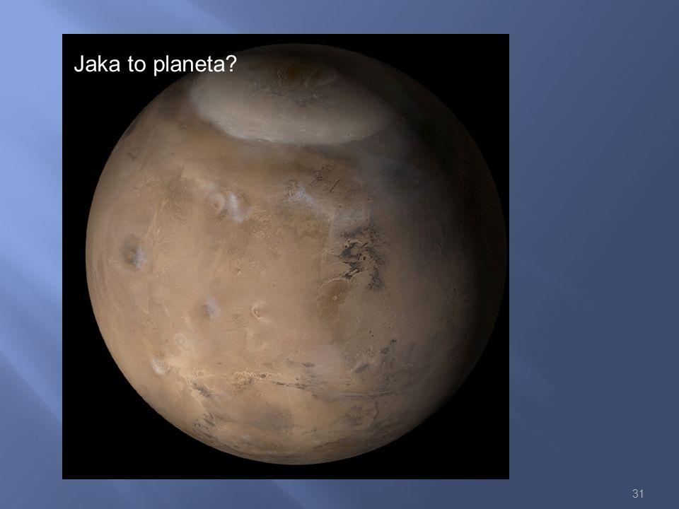 Jaka to planeta