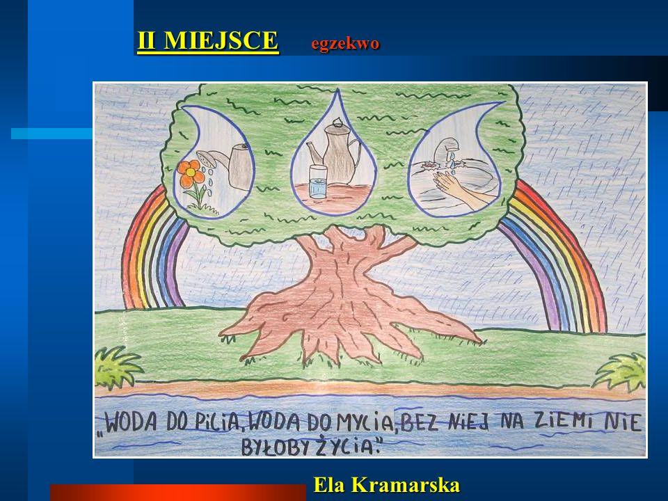 II MIEJSCE egzekwo Ela Kramarska