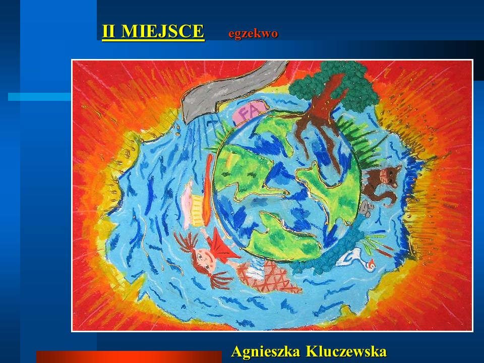 II MIEJSCE egzekwo Agnieszka Kluczewska
