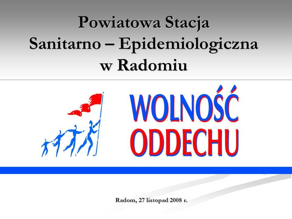 Powiatowa Stacja Sanitarno – Epidemiologiczna w Radomiu