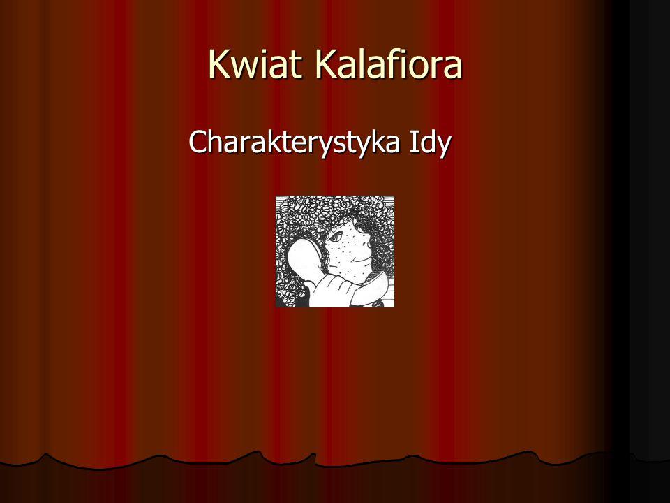 Kwiat Kalafiora Charakterystyka Idy