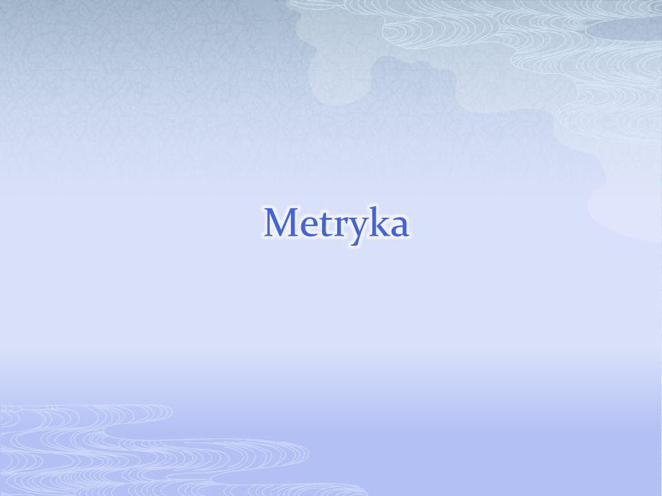 Metryka