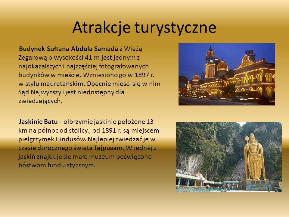Atrakcje turystyczne