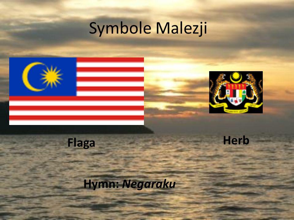 Symbole Malezji Herb Flaga Hymn: Negaraku