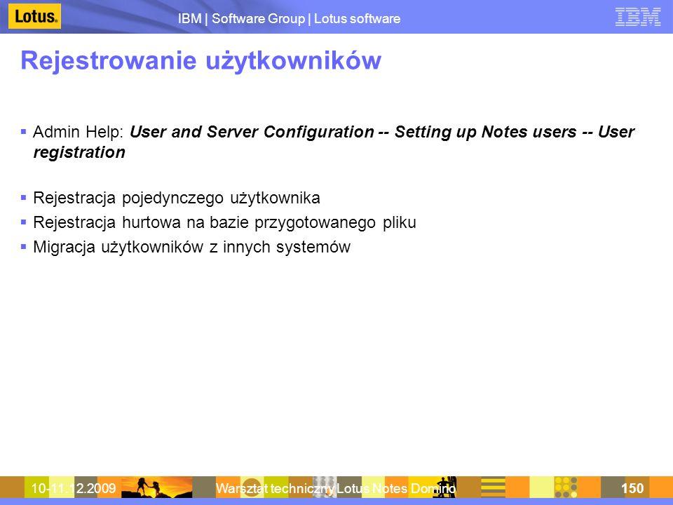 Rejestrowanie użytkowników