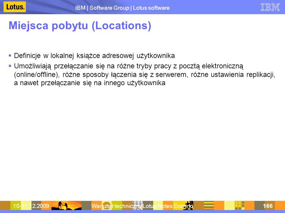 Miejsca pobytu (Locations)