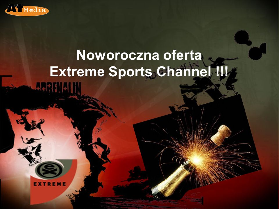 Extreme Sports Channel !!!