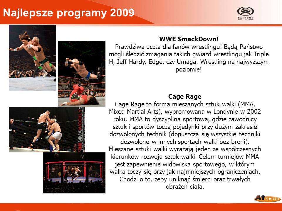 Najlepsze programy 2009