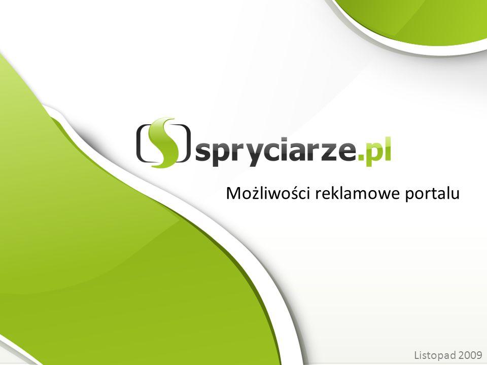 Możliwości reklamowe portalu