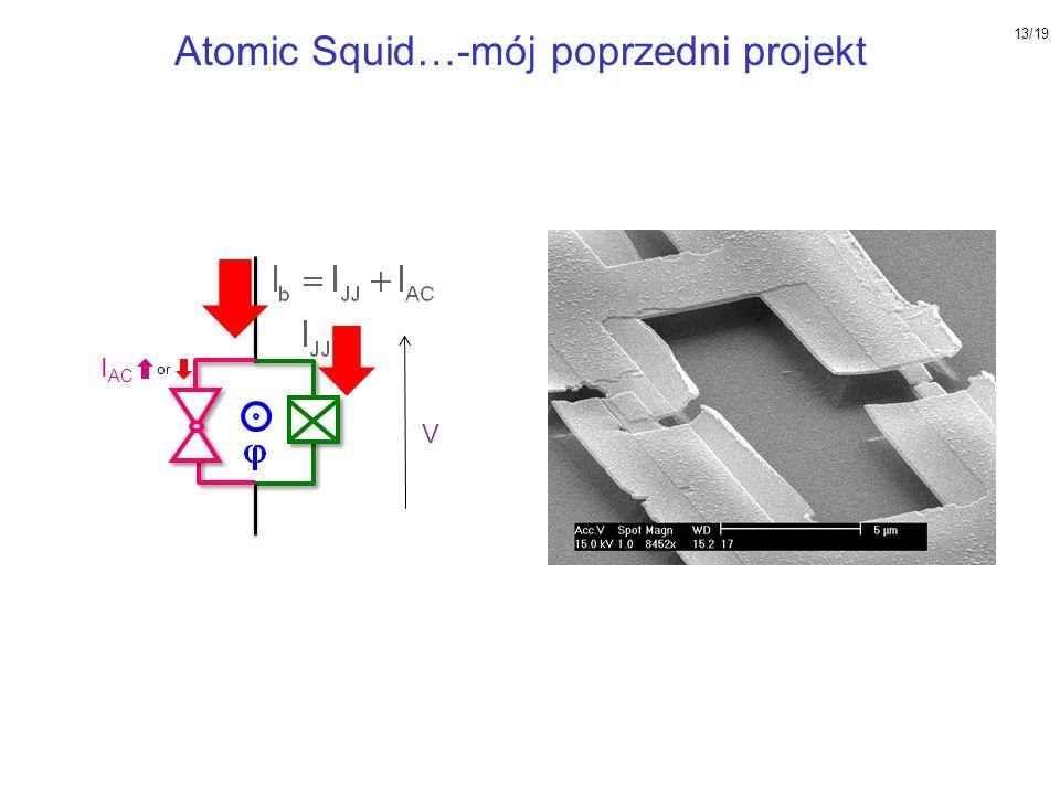 Atomic Squid…-mój poprzedni projekt