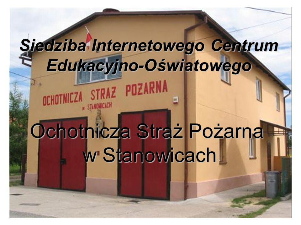 Siedziba Internetowego Centrum Edukacyjno-Oświatowego