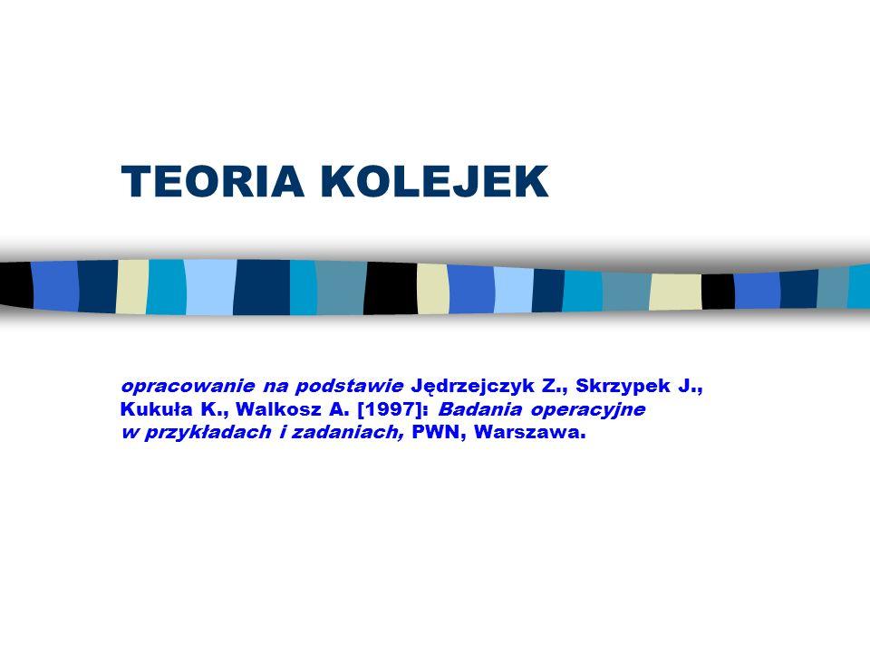 TEORIA KOLEJEK