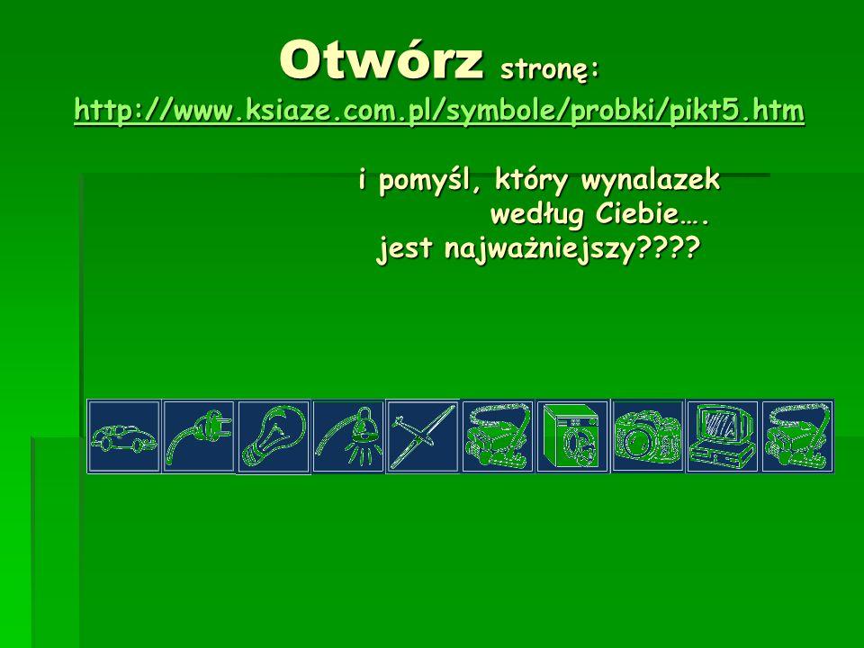 Otwórz stronę: http://www. ksiaze. com. pl/symbole/probki/pikt5