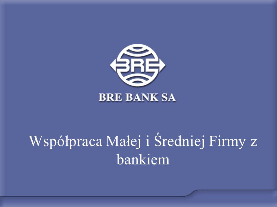 Współpraca Małej i Średniej Firmy z bankiem