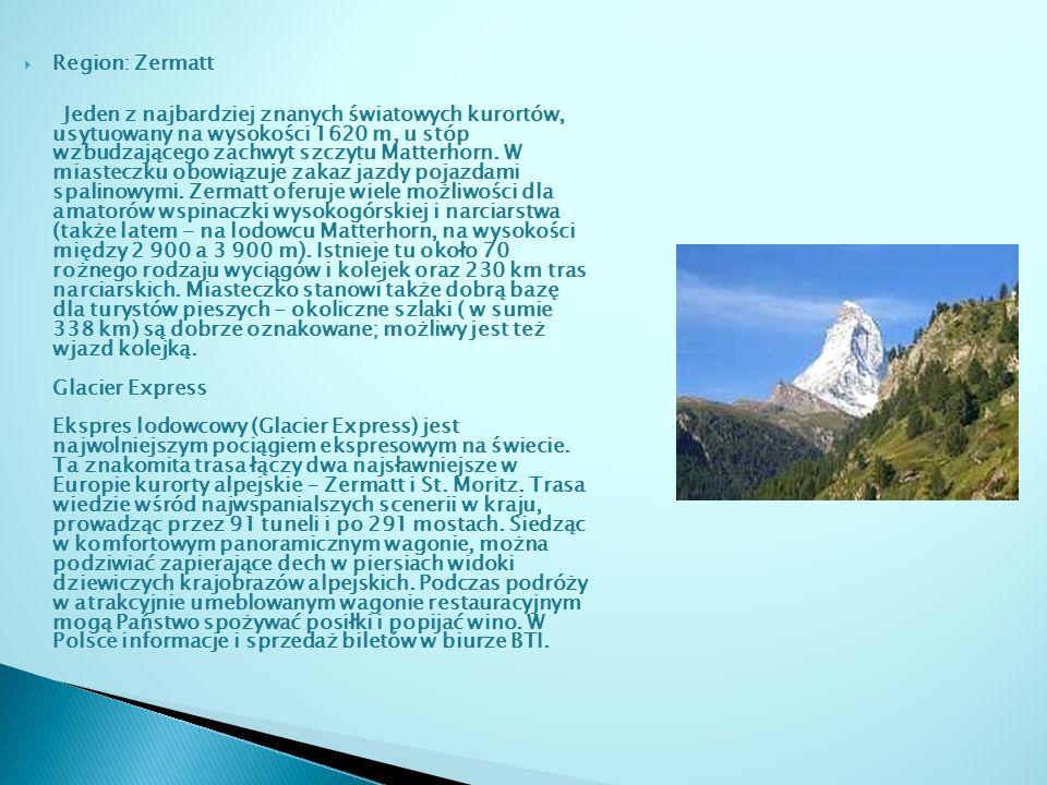 Region: Zermatt