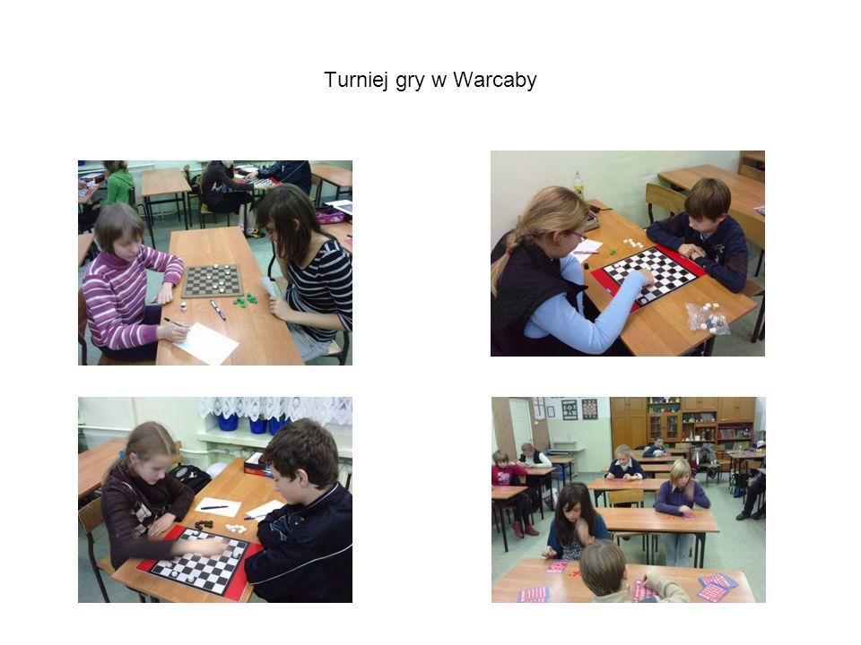 Turniej gry w Warcaby