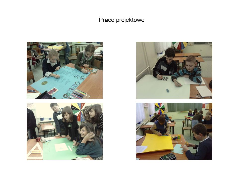 Prace projektowe