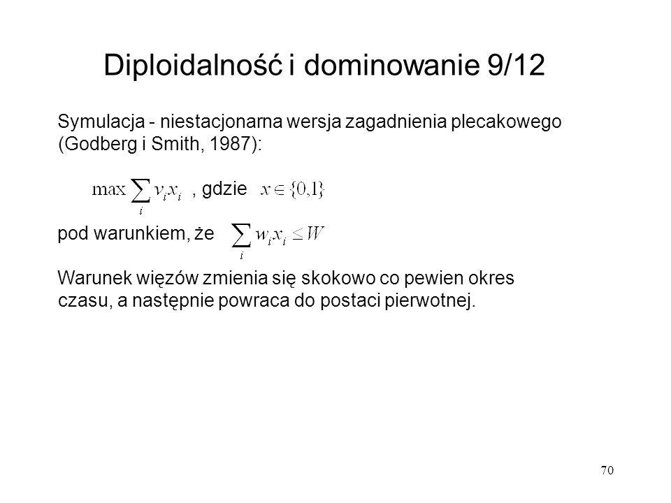 Diploidalność i dominowanie 9/12