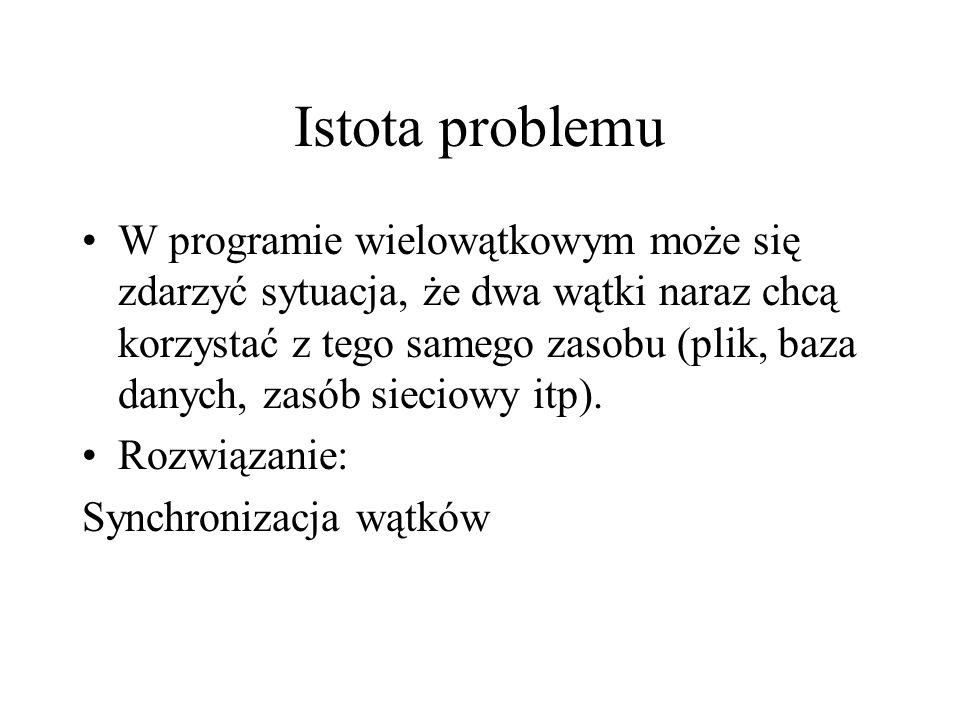 Istota problemu