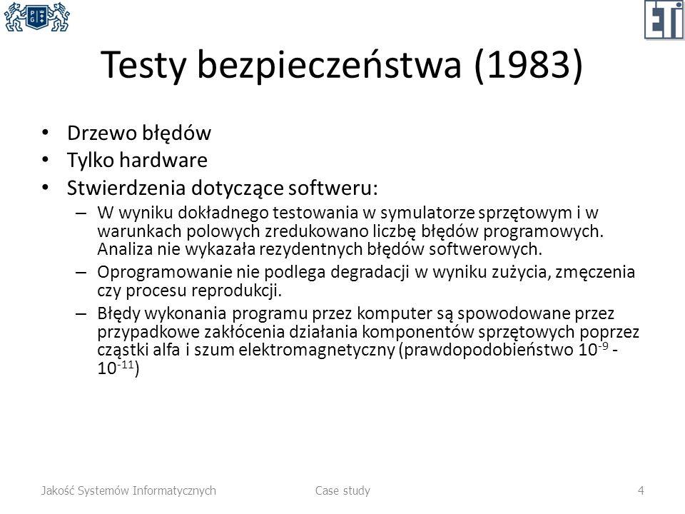 Testy bezpieczeństwa (1983)