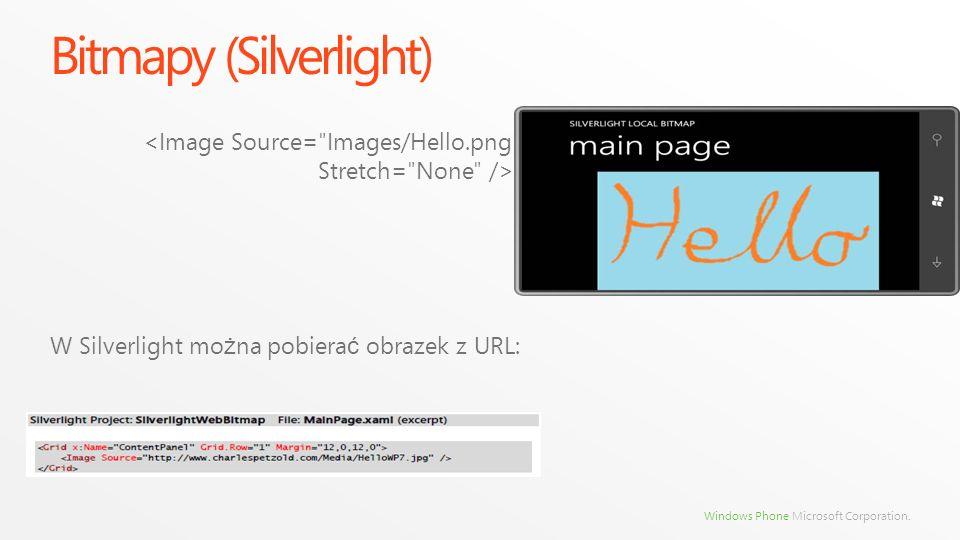 Bitmapy (Silverlight)
