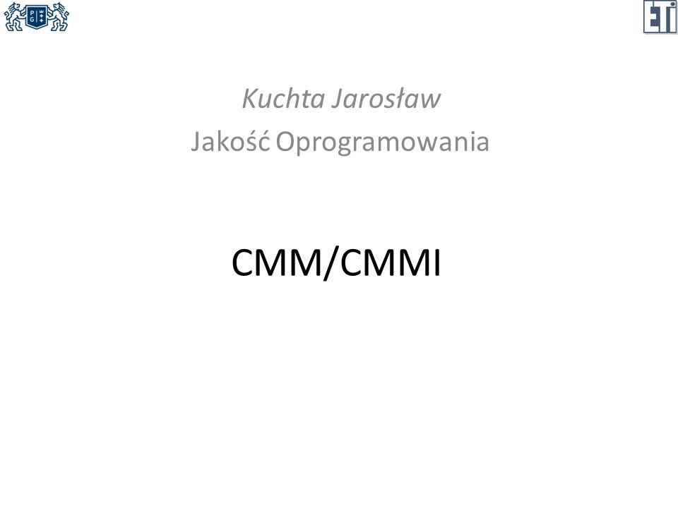 Kuchta Jarosław Jakość Oprogramowania