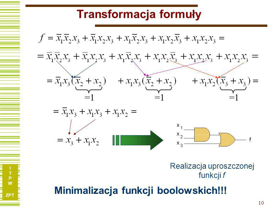 Transformacja formuły