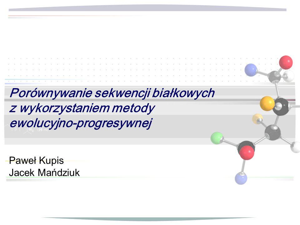 Paweł Kupis Jacek Mańdziuk