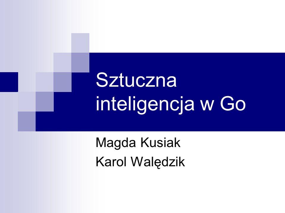 Sztuczna inteligencja w Go
