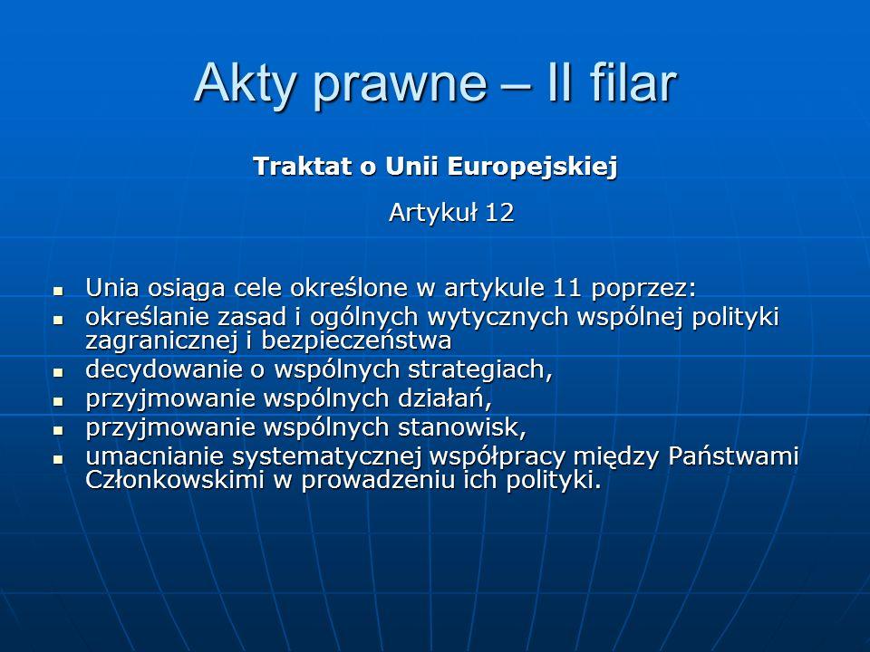 Traktat o Unii Europejskiej Artykuł 12