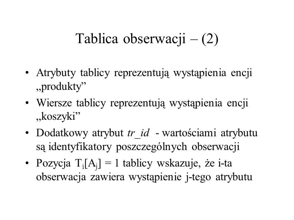 Tablica obserwacji – (2)