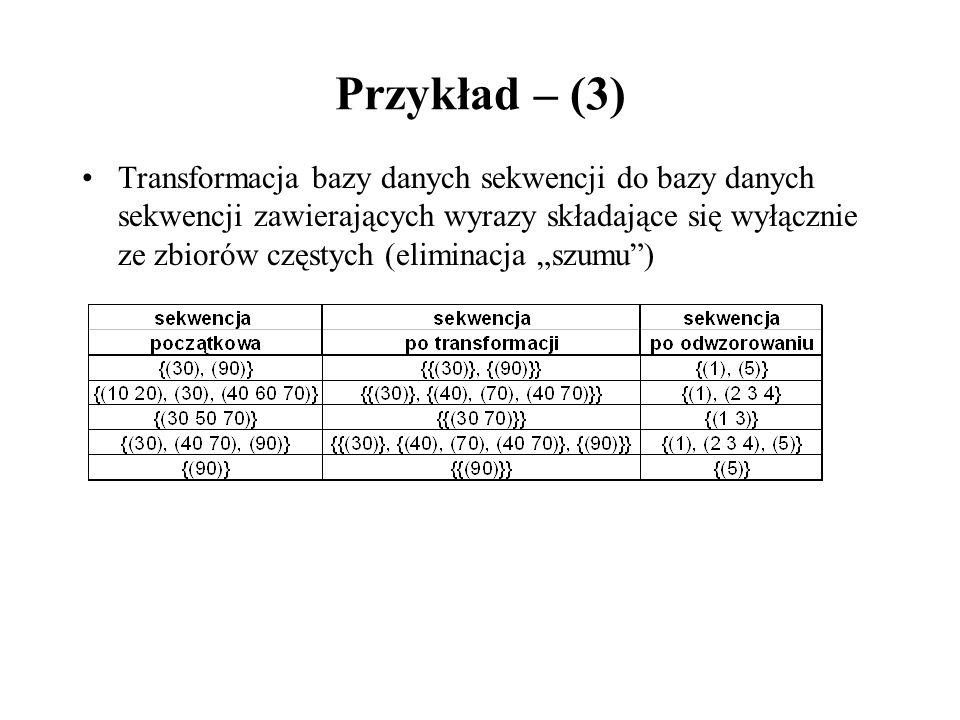 Przykład – (3)